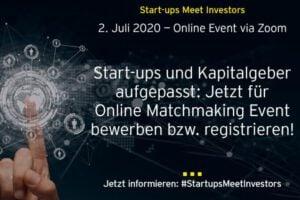 Startups Meet Investors