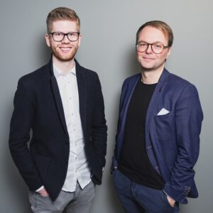 Karl Bock und Falk Olias - Runa Reisen